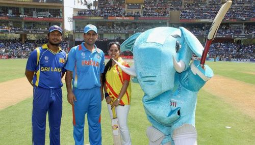 It was unprecedented circumstances at the toss.