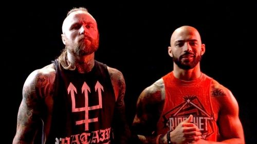 Aleister Black and Ricochet could make history this weekend