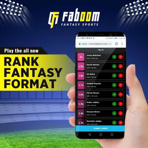 Faboom has exciting offerings and you can stand a chance to win huge money