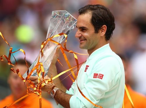 Miami Open 2019: RF records his 4th career title in the Sunshine state