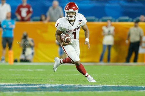 Will Kyler Murray be drafted as the first overall pick this year?