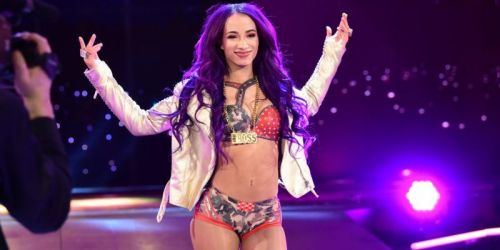 Sasha Banks hasn't been on WWE television since WrestleMania 35