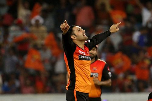 Mohammed Nabi bowled a brilliant spell of 4-0-11-4