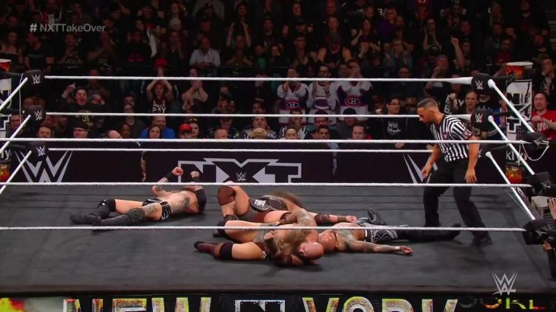 Ricochet and Aleister Black might be finally heading to the main roster... permanently