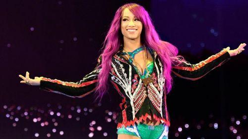 Sasha Banks reportedly refused to work for WWE