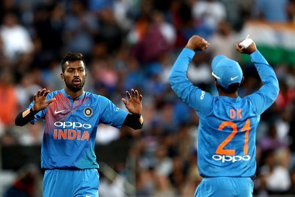Hardik Pandya is in red hot form