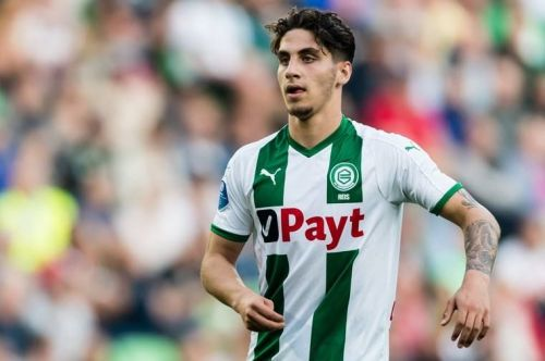 Ludovit Reis-The 'New Busquets'