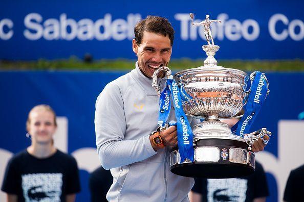 Can Rafael Nadal win at Barcelona this year too?