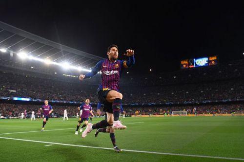 FC Barcelona v Manchester United - UEFA Champions League Quarter Final: Second Leg
