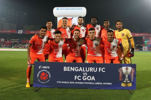 FC Goa lost in the final against Bengaluru FC