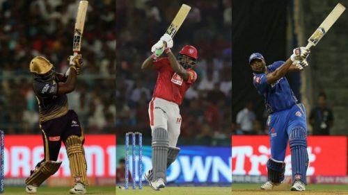 West Indian batsmen have been smashing it big this IPL