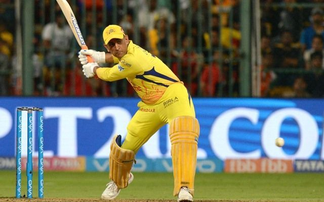 MS Dhoni is the highest run scorer in CSK vs MI matches at the MA Chidambaram Stadium.