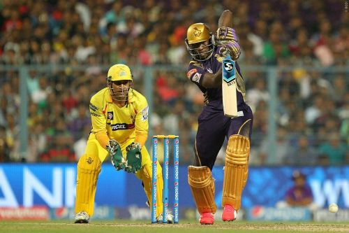 Andre Russell (Picture Courtesy: BCCI/ IPLT20.com)