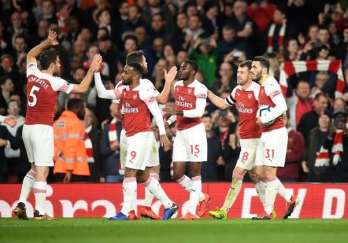 Arsenal's perseverance paid off