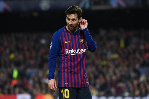Lionel Messi has put in a peculiar request at Barcelona