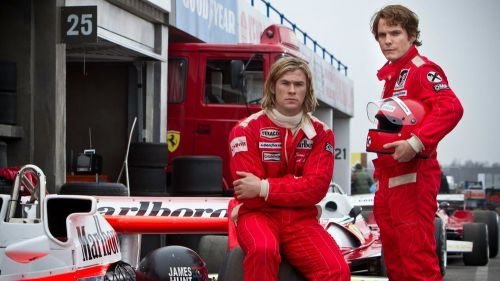 Formula 1's most epic rivalries have also been played out on the silver screen.