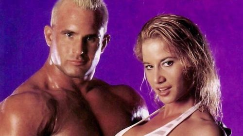 Chris Candido and Tammy Lynn