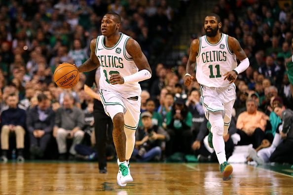 Both Irving and Rozier have been linked with an exit