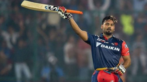 Rishabh Pant is the only centurion in matches played at Feroz Shah Kotla between DC and SRH