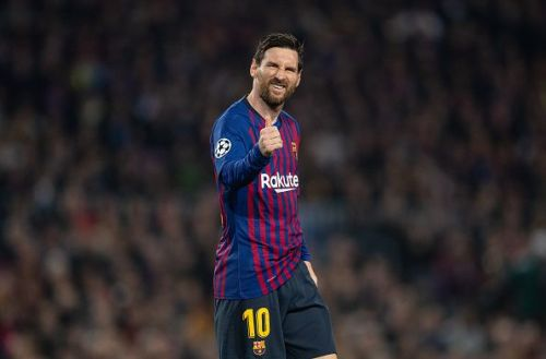 Leo Messi would be chuffed if Barcelona can land their top transfer target