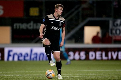 Matthijs de Ligt has quickly become one of the most sought-after defenders in Europe