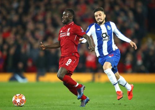 Keita delivered a match-winning performance against Porto