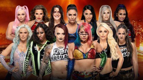 WrestleMania 35: WWE Women's Battle Royal