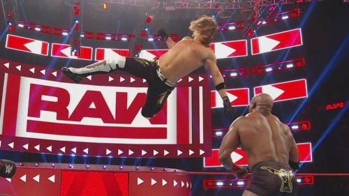 Raw just got phenomenal?