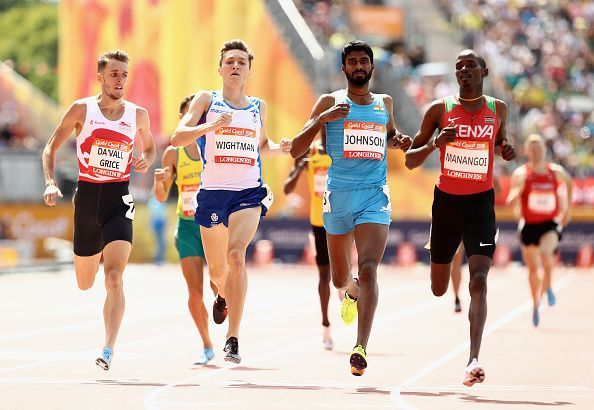 Athletics - Commonwealth Games Day 9