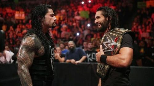 Could Roman Reigns begin a feud with Seth Rollins for the Universal Title?