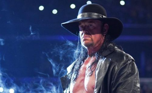The Undertaker gets a fascinating tribute