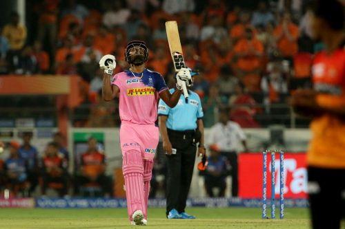Will Sanju Samson be fit for Rajasthan Royals (Picture Courtesy- BCCI/iplt20.com)