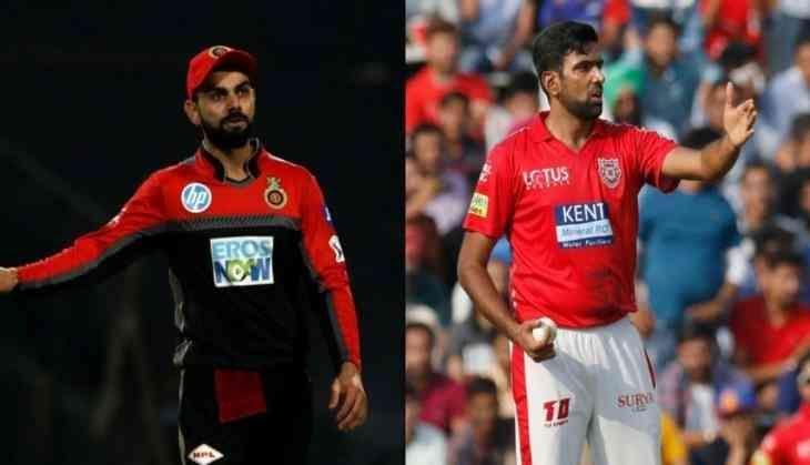 Kohli and Ashwin