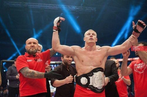Sergey Pavlovich is all set for his next fight!