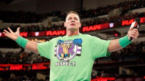 John Cena too got hacked