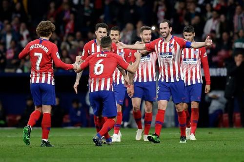 Club Atletico de Madrid have nothing else to play for