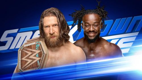 The WWE Champion and his challenger will make their title match official this week
