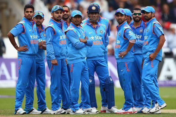 Indian Team - 2015