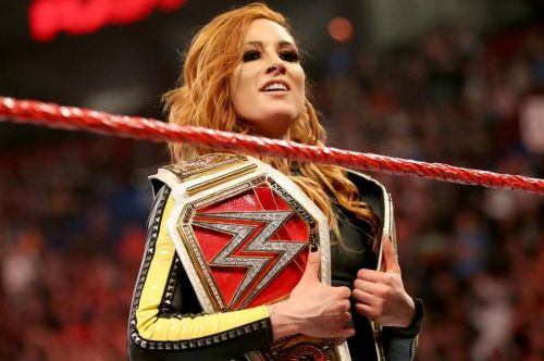 Why is WWE making Becky Lynch wrestle twice on pay-per-view