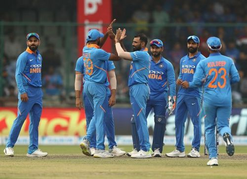 India v Australia - ODI Series: Game 5