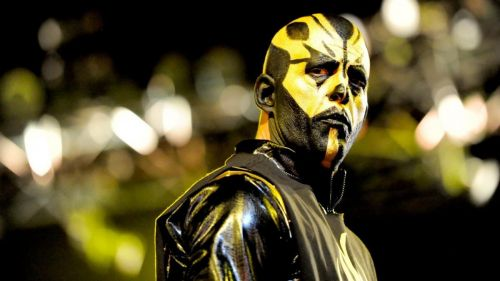 Goldust was released by WWE earlier this year