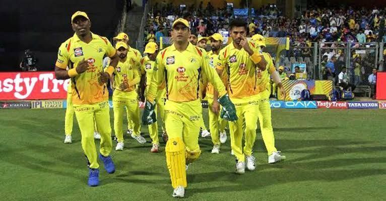 CSK will be looking to get back to winning ways against KXIP on Saturday ( Image Courtesy:IPLT20/BCCI)