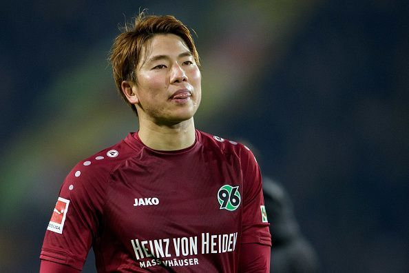 Takuma Asano has not developed into the player Arsenal hoped he would.