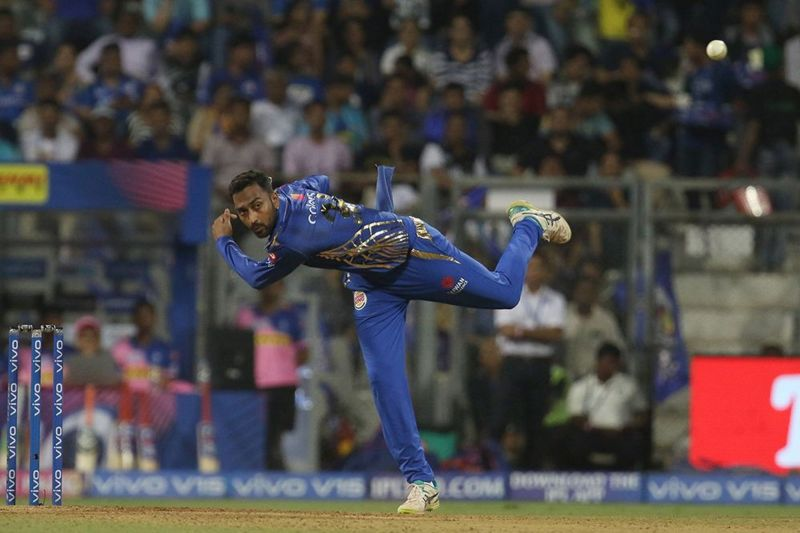 Krunal Pandya has done a good job with the ball this season. (Image Courtesy: BCCI/iplt20.com)