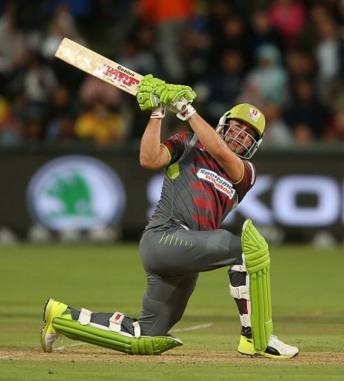 AB De Villiers introduced the game to some innovative shots