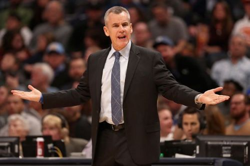 Billy Donovan has failed to win a playoff series since 2016