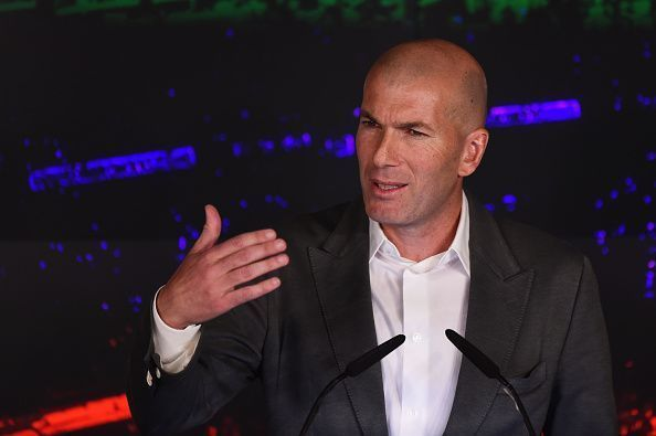 Real Madrid manager Zidane says though Barcelona are doing well now, it is Madrid who have more titles.