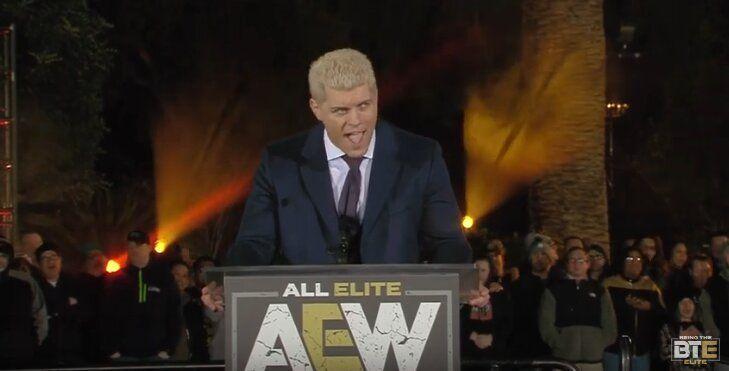 Another major wrestler?