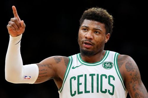 Marcus Smart should feature this week