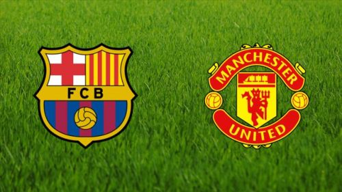 Barca beat United in a convincing fashion